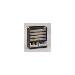 Regalik Vario 12 szufladek + 2 pojemniki 300x165x334mm