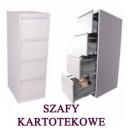 Szafa na Kartoteki Format K-A4-4S