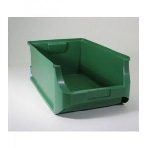 Pojemniki Profi+ nr 5 ( komplet 6szt ) PP+5K-6P-z pojemniki zielone