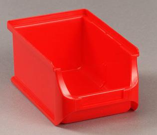 pojemnik czerwony